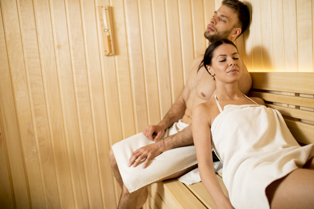 island spa sauna check out this perfect couples
